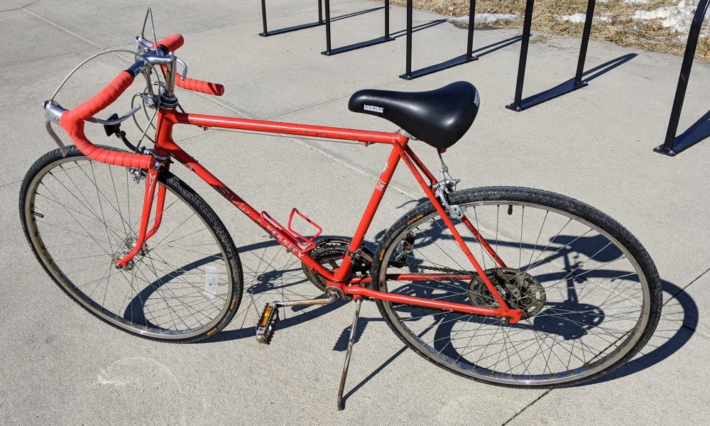 Fixing a 1973 Schwinn Bicycle