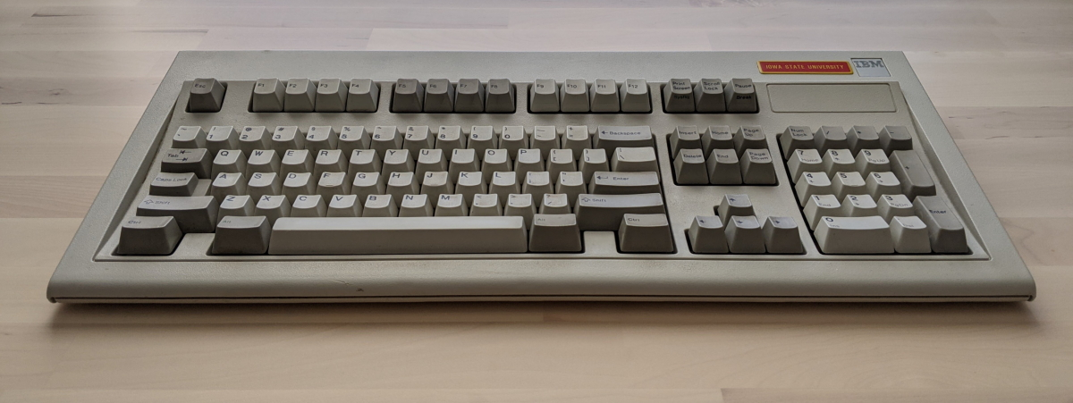 IBM Model M Cleaning