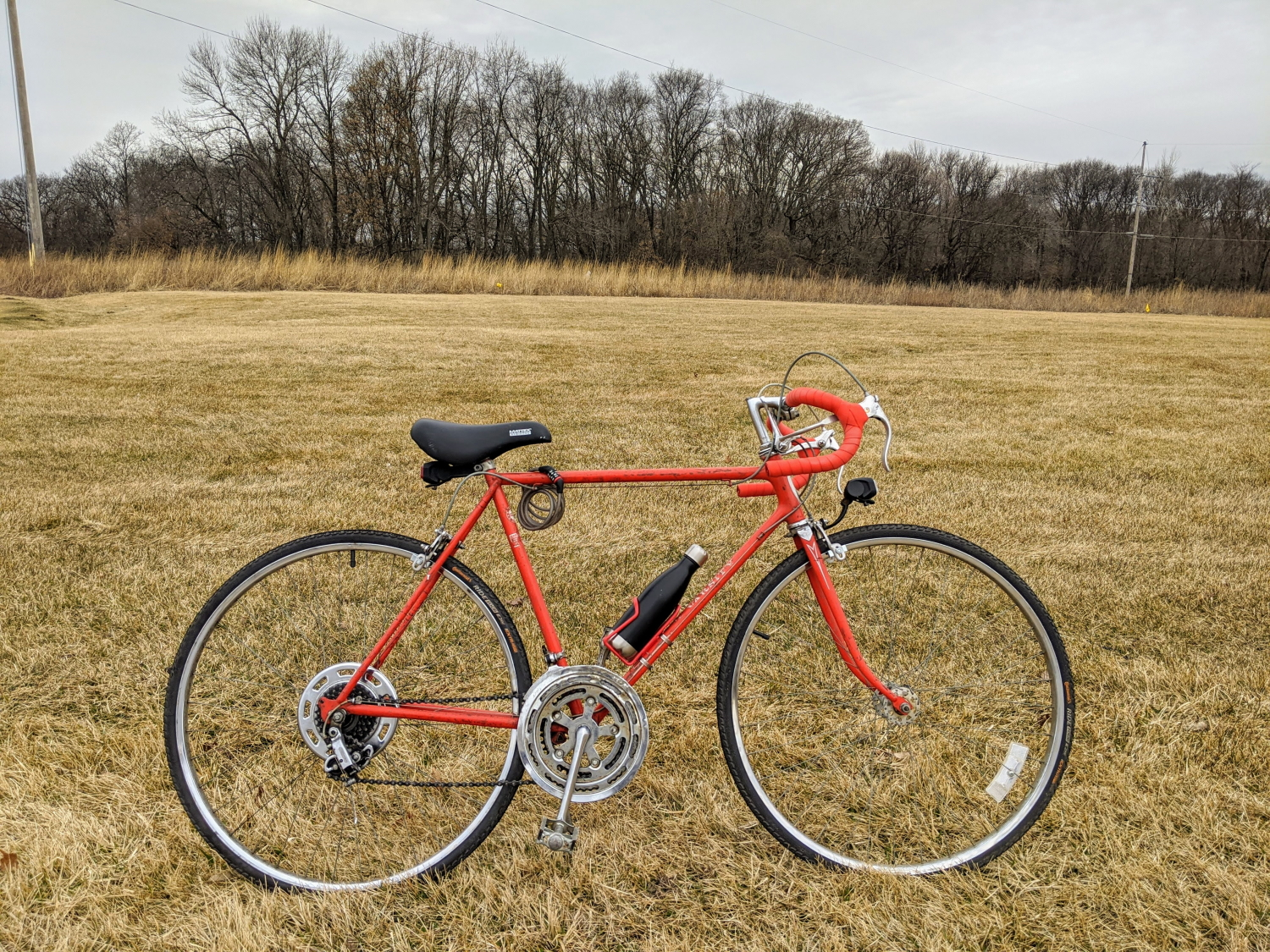 1973 Schwinn Bicycle Update